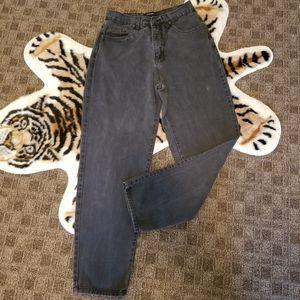 😻 Vintage Bill Blass High Waist Tapered Mom Jeans